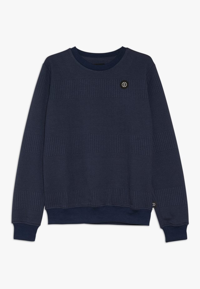 ANDREW - Strickpullover - blue