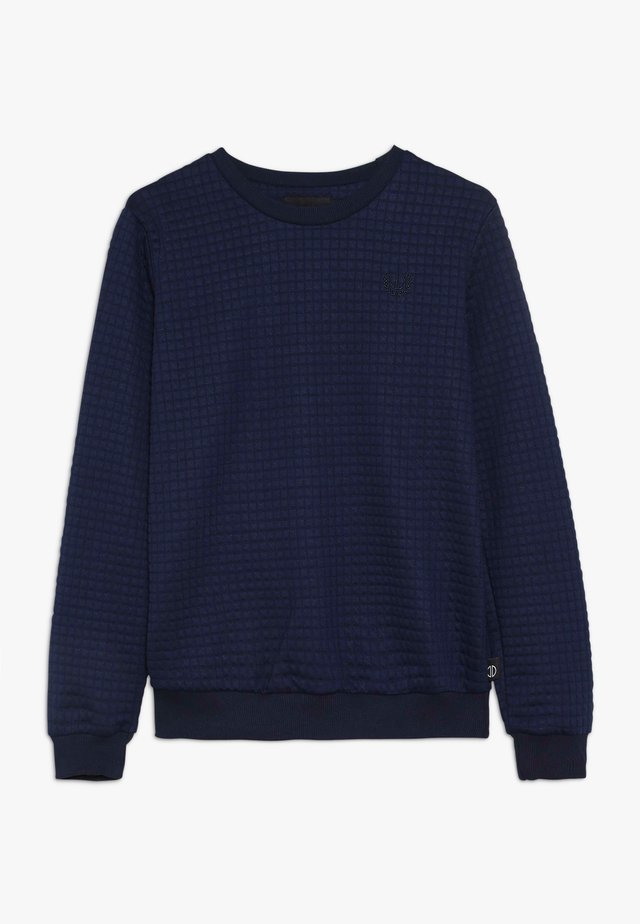 BISHOP - Sweatshirt - navy