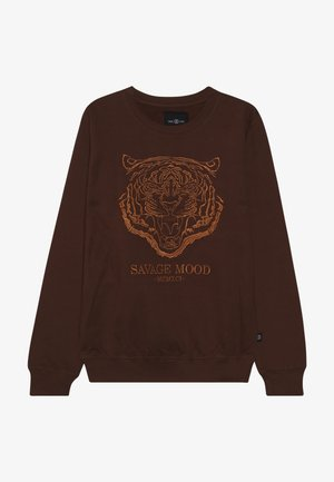 ADRIEN  - Sweatshirts - fawn brown