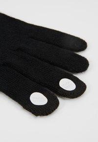 D-XEL - HAROLD - Rękawiczki pięciopalcowe - black - 3