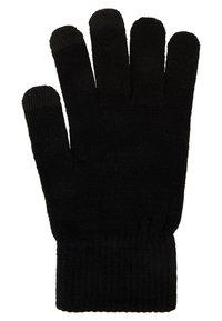 D-XEL - HAROLD - Rękawiczki pięciopalcowe - black - 1