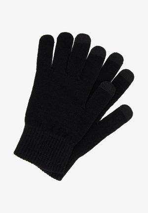UNA - Handsker - black