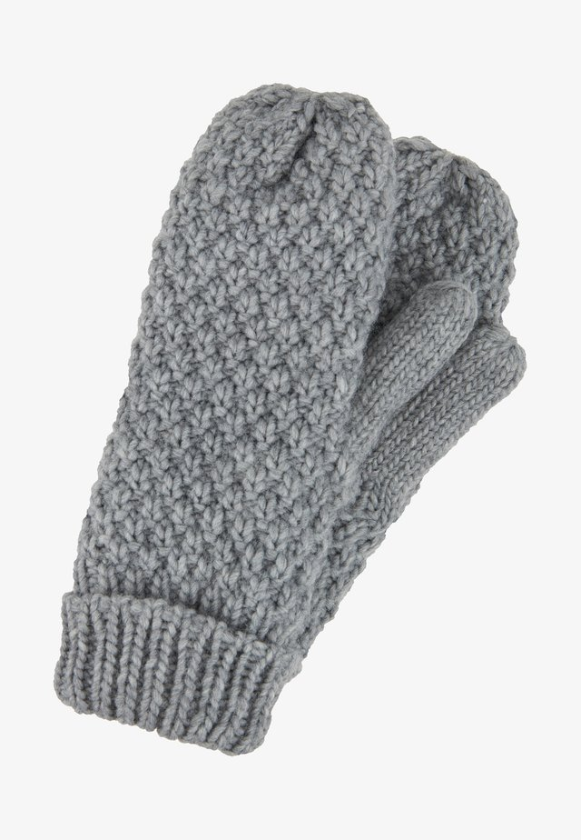 YIKE GLOVES - Mittens - grey