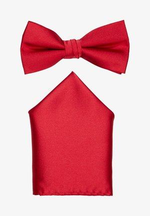 BUSTER SET - Pañuelo de bolsillo - ruby red