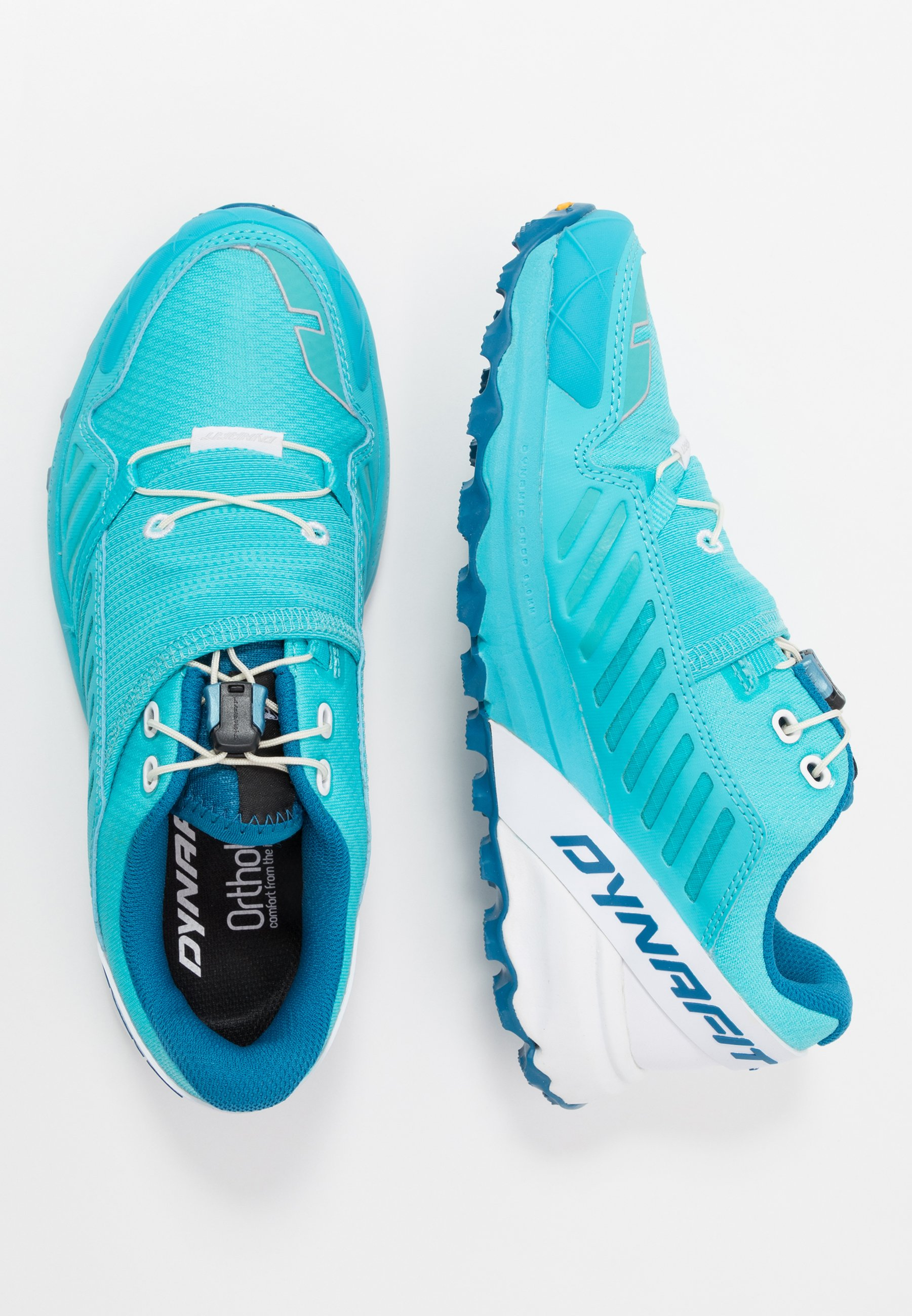 Dynafit Alpine Pro - Chaussures De Running Silvretta/white