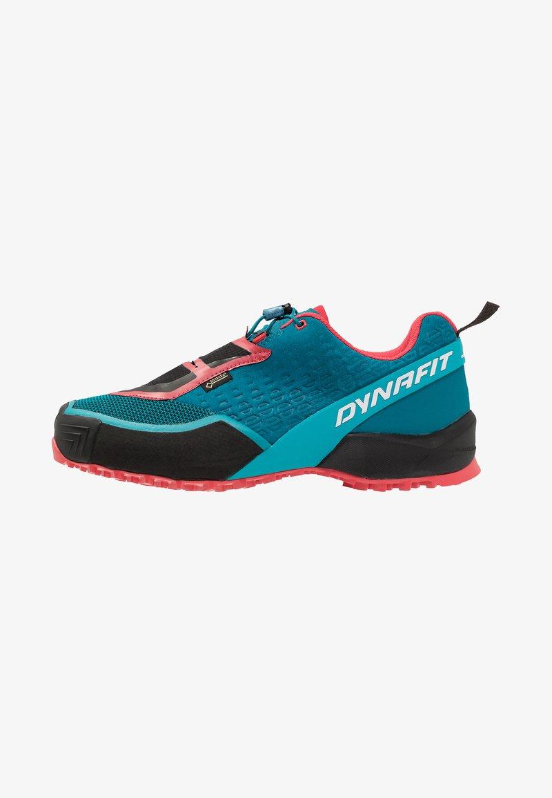 Dynafit - SPEED MTN GTX - Zapatillas de trail running - malta/hibiscus