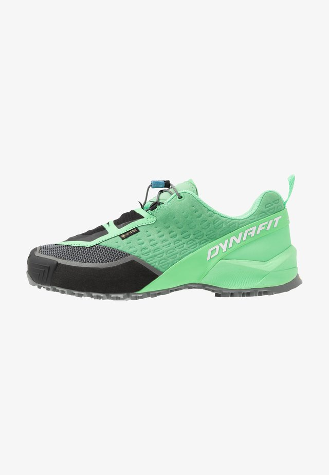 SPEED MTN GTX - Obuwie do biegania Szlak - super mint/quiet shade