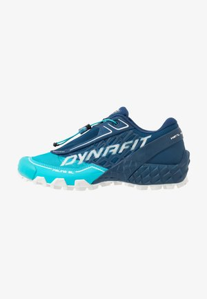 FELINE SL - Trail running shoes - poseidon/silvretta