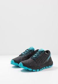 Dynafit - TRAILBREAKER EVO GTX - Běžecké boty do terénu - asphalt/silvretta - 2