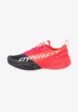 ULTRA 100 - Trail running shoes - fluo pink/black