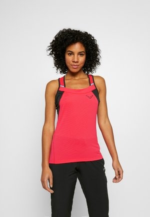 VERT - Toppe - fluo pink