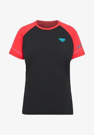 ALPINE PRO TEE - T-Shirt print - fluo pink
