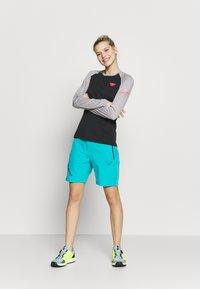 Dynafit - ALPINE PRO TEE - Sports shirt - alloy melange/ - 1