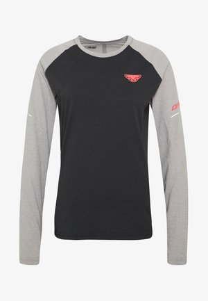 ALPINE PRO TEE - Sportshirt - alloy melange/