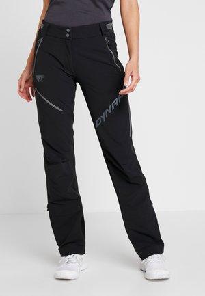 MERCURY - Pantaloni - black out