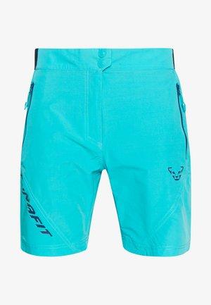 TRANSALPER LIGHT SHORTS - Sports shorts - turquoise