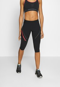 Dynafit - ALPINE - 3/4 sports trousers - black out - 0