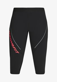 Dynafit - ALPINE - 3/4 sports trousers - black out - 3