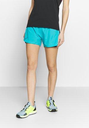 ALPINE PRO - Sports shorts - silvretta