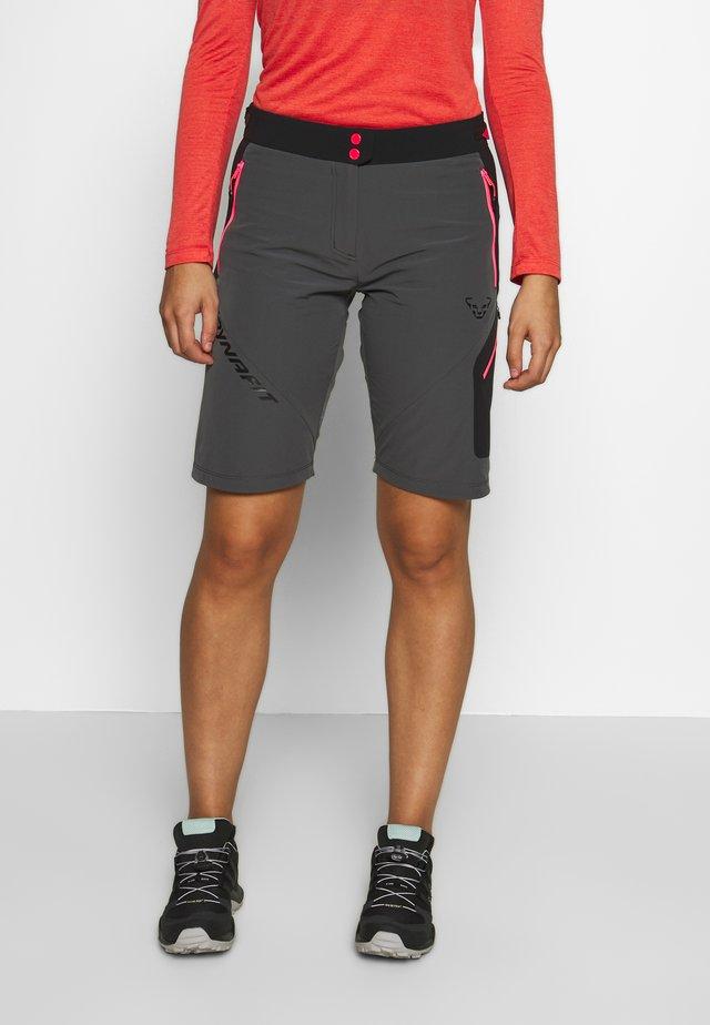 TRANSALPER SHORTS - Sports shorts - magnet