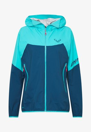 TRANSALPER LIGHT  - Hardshell jacket - silvretta