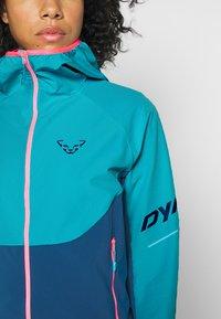 Dynafit - TRANSALPER - Outdoor jacket - silvretta - 6