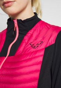 Dynafit - ELEVATION HYBRID - Sports jacket - lipstick - 6