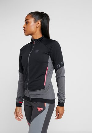 LIGHT THERMAL - Giacca in pile - black out