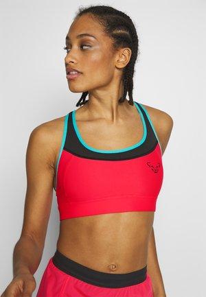 REACT BRA - Sport BH - fluo pink