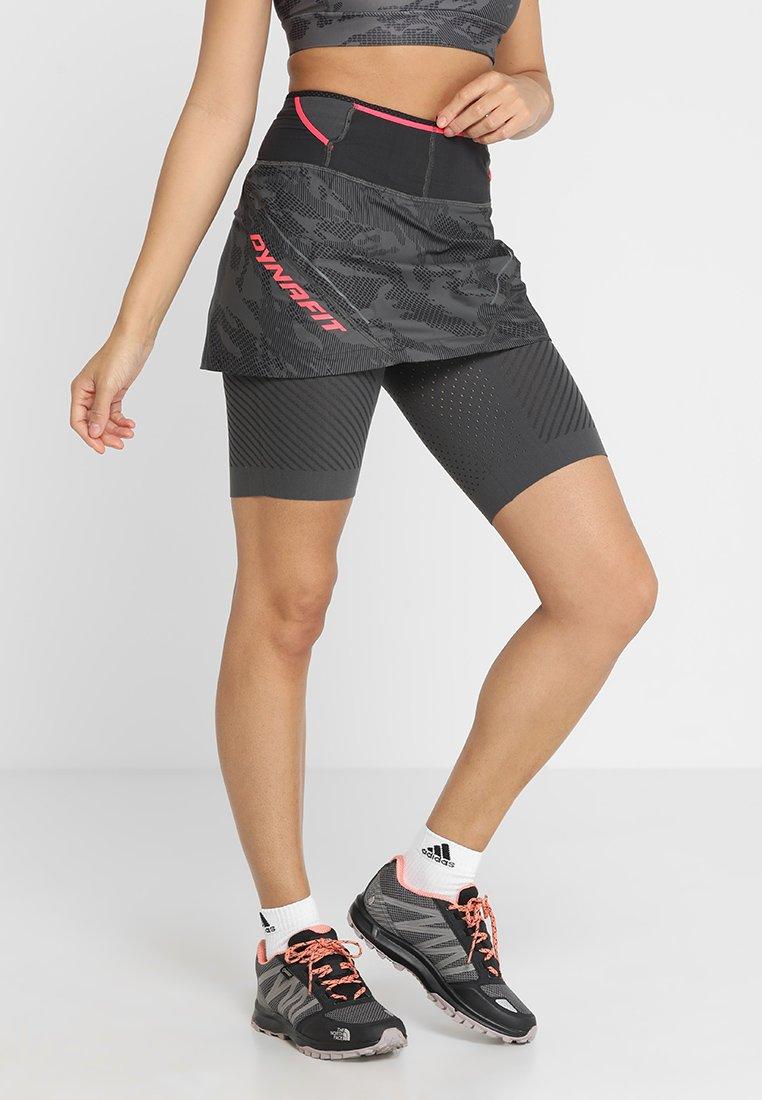 Dynafit - GLOCKNER ULTRA SKIRT - Sportovní sukně - magnet camo