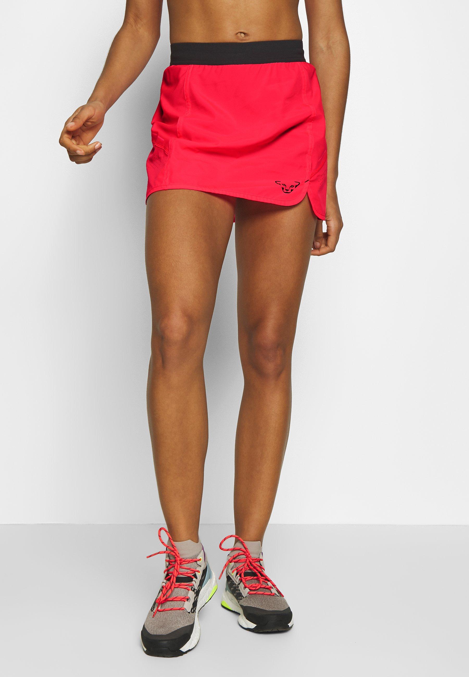 Dynafit ALPINE PRO SKIRT - Spódnica sportowa - fluo pink