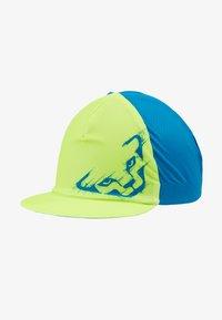 Dynafit - PERFORMANCE VISOR CAP 3 PACK - Lippalakki - fluor yellow - 1