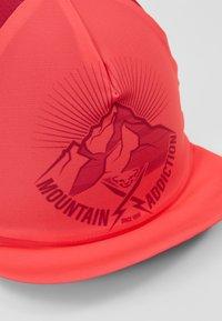 Dynafit - PERFORMANCE VISOR CAP 3 PACK - Cap - fluor pink - 2