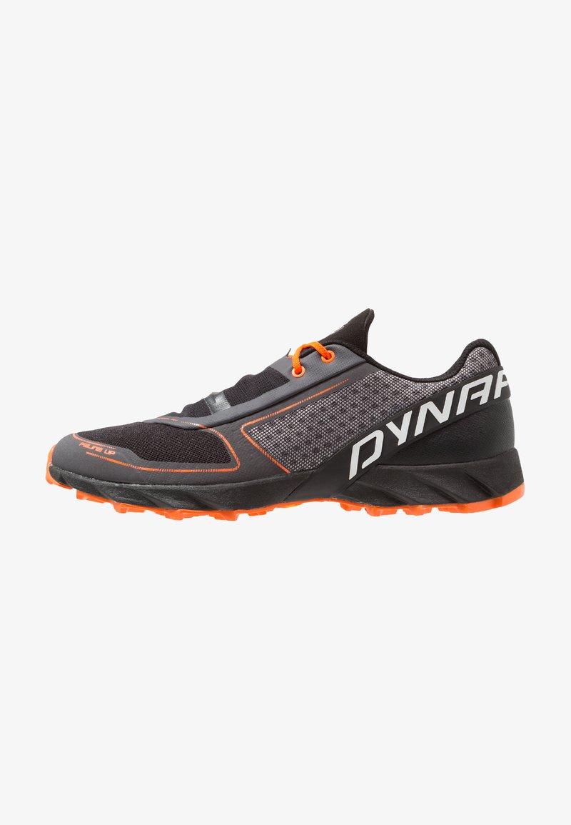 Dynafit - FELINE UP - Chaussures de running - white/orange