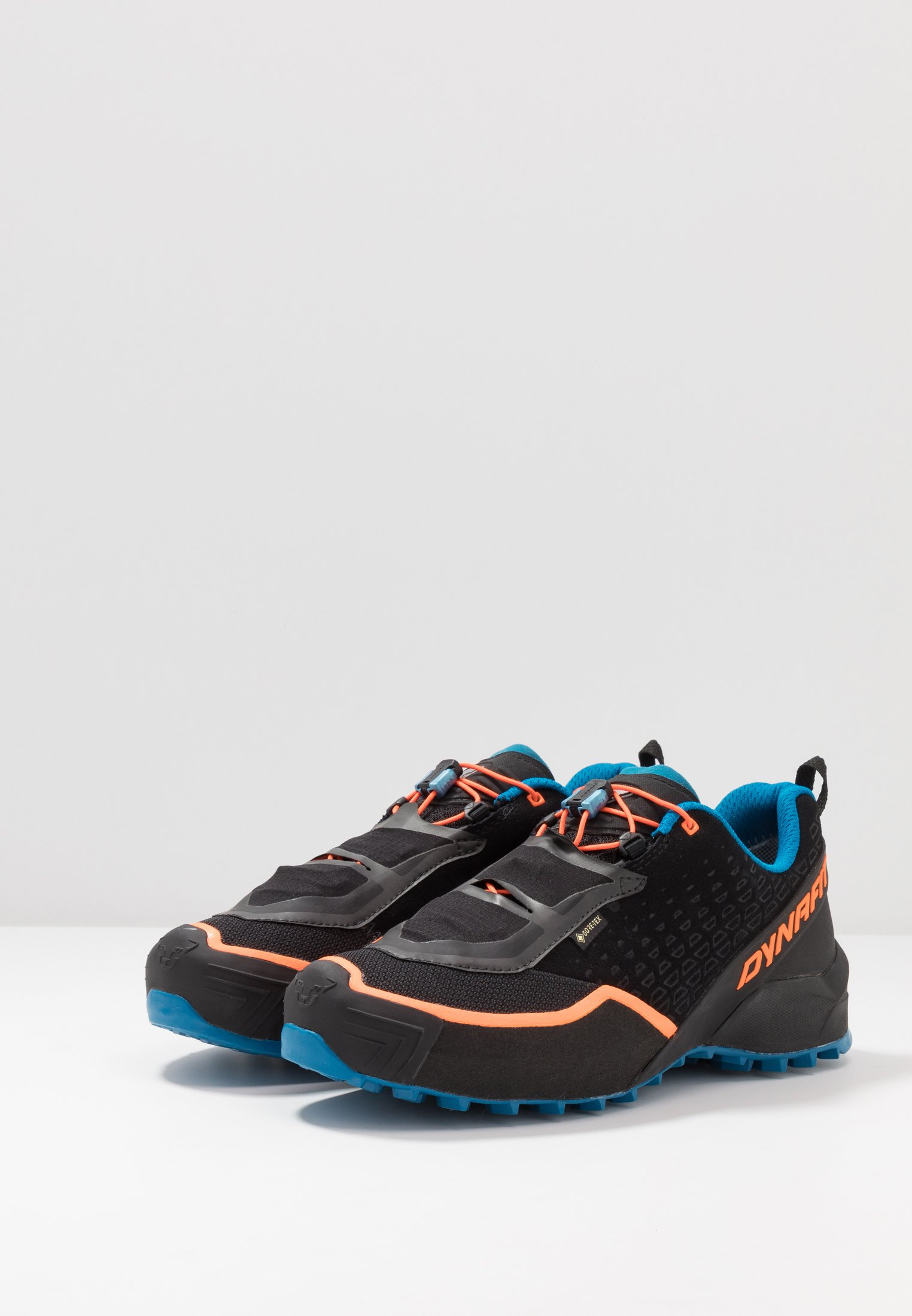 Dynafit Speed Mtn Gtx - Scarpe Da Trail Running Black/mykonos Blue 3EMC9qU