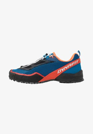 SPEED MTN - Obuwie do biegania Szlak - shocking orange/blue