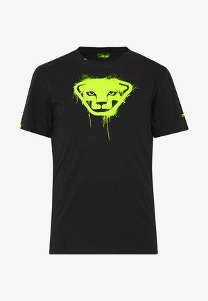 GRAPHIC TEE - T-shirt imprimé - black out