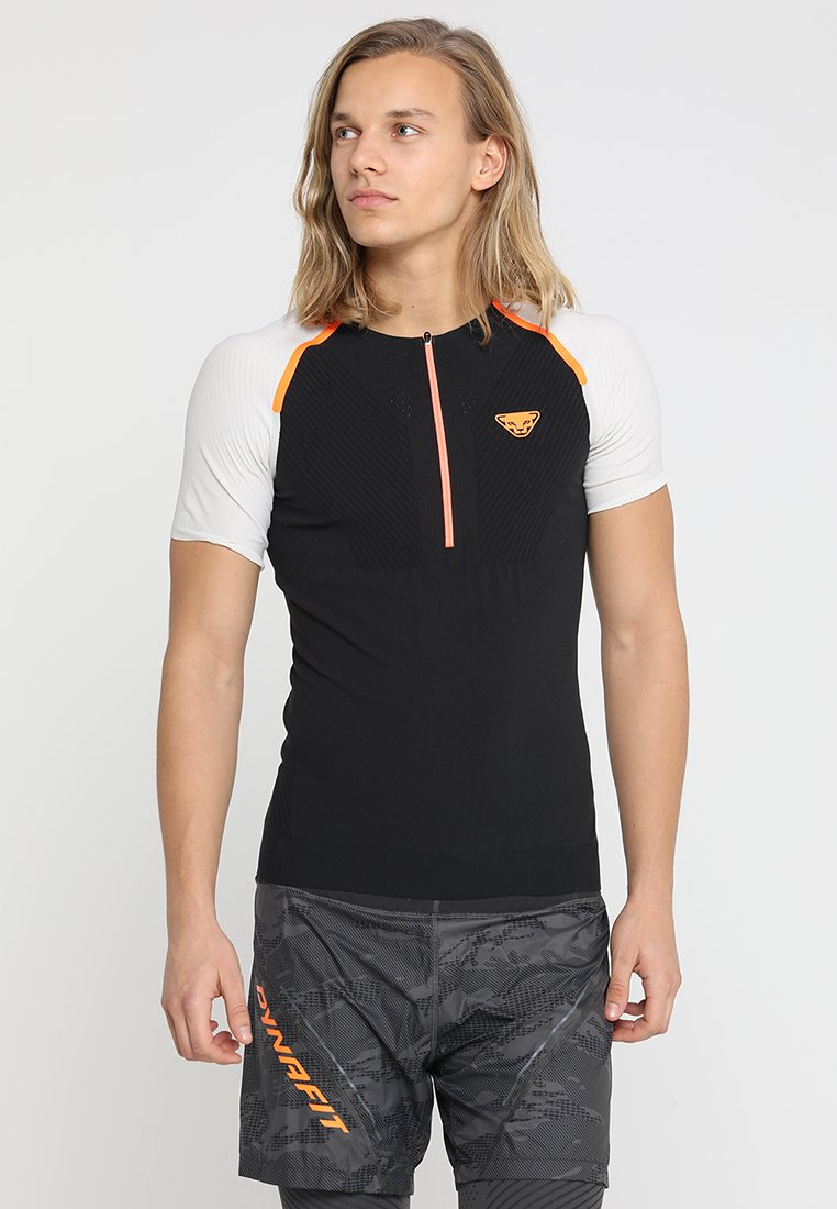 Dynafit - GLOCKNER ULTRA S TECH  - T-Shirt print - nimbus