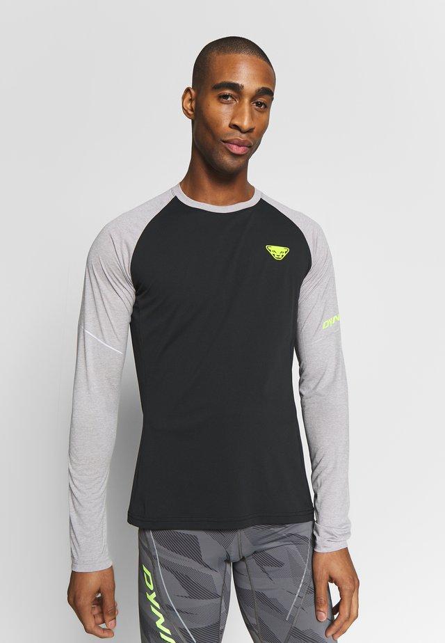 ALPINE PRO TEE - Treningsskjorter - alloy melange