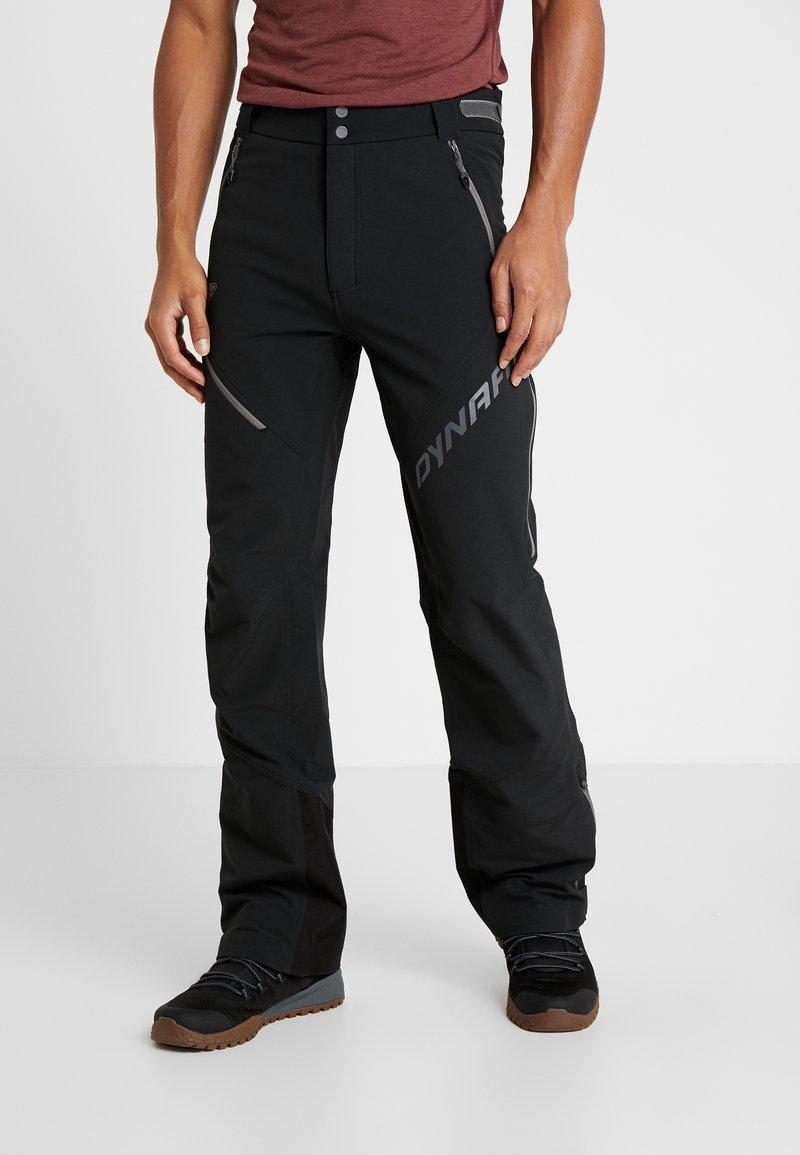 Dynafit - MERCURY  - Pantalón de nieve - black out