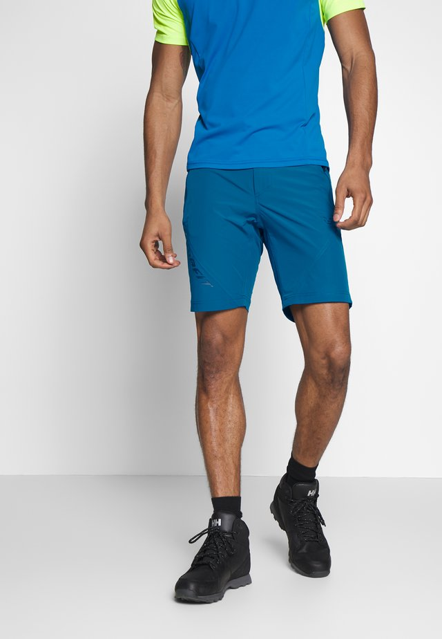 TRANSALPER LIGHT  - Shorts outdoor - mykonos blue