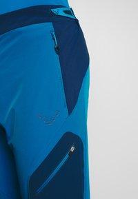 Dynafit - TRANSALPER - Spodnie materiałowe - mykonos blue - 3