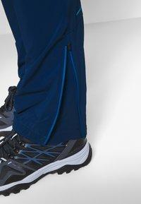 Dynafit - TRANSALPER - Spodnie materiałowe - mykonos blue - 4