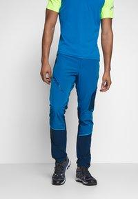 Dynafit - TRANSALPER - Spodnie materiałowe - mykonos blue - 0