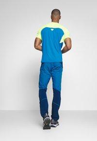 Dynafit - TRANSALPER - Spodnie materiałowe - mykonos blue - 2