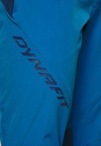 Dynafit - TRANSALPER - Spodnie materiałowe - mykonos blue - 5