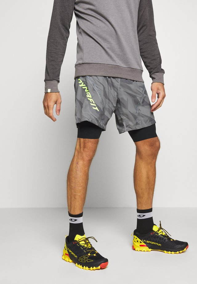GLOCKNER ULTRA SHORTS - Short de sport - quiet shade