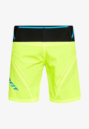 ULTRA SHORTS - kurze Sporthose - fluo yellow