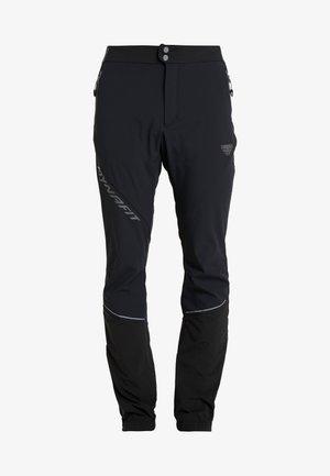 TRANSALPER PRO  - Pantalons outdoor - black out