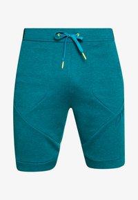 Dynafit - 24/7 TRACK - Pantalón corto de deporte - mykonos blue melange - 4